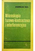 Mikroskopia fazowo kontrastowa i interferencyjna