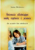 Ćwiczenia ułatwiające naukę czytania i pisania z.1