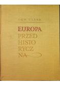 Europa przedhistoryczna