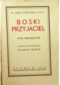 Boski przyjaciel 1928r