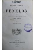 Ceuvres Choisies Fenelon 1865 r.