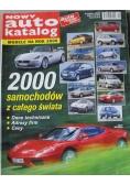 Nowy auto katalog Modele na rok 2000
