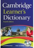 Cambridge Learners Dictionary plus płyta CD