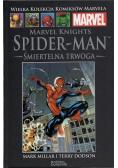 Marver Knights Spider Man Śmiertelna Trwoga