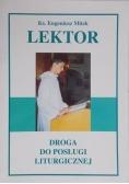 Lektor Droga do posługi liturgicznej