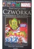 Marvel Fantastyczna czwórka nadejście Galactusa