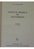 Funkcje Bessela dla inżynierów