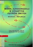 Wokół autonomizacji w dydaktyce języków obcych