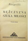Mężczyzna szuka miłości / Lew i mysz / Lekkomyślna księżna ok 1931 r.