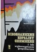 Nieorganiczne kopaliny chemiczne i ich wykorzystanie gospodarcze