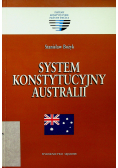Bożyk Stanisław - System konstytucyjny Australii