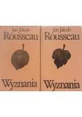Rousseau Wyznania tom 1 i 2