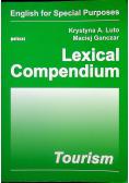 Lexical Compendium Tourism