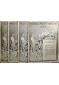 Wiener Monatshefte fur Music Ausgabe U 1931 r. 4 zeszyty