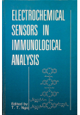 Electrochemical sensors in immunological analysis