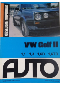 Obsługa i naprawa Volkswagen Golf II