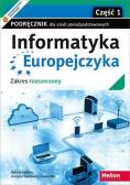 Informatyka Europejczyka LO podr. ZR cz.1