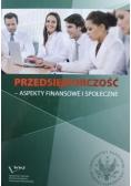 Przedsiębiorczość Aspekty Finansowe i Społeczne