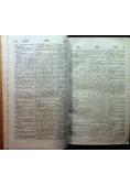 Lexicon Latino Polonicum Słownik łacińsko polski 1822 r