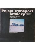 Polski transport lotniczy 1918 1978
