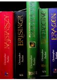 Kontynuacja Eragona 5 tomów
