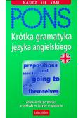 Pons Krótka gramatyka języka angielskiego