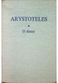 Arystoteles O duszy