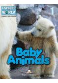 Baby Animals Level 1 + CD