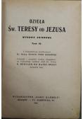 Dzieła św Teresy od Jezusa 1943 r