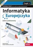 Informatyka Europejczyka LO podr. ZP cz.1 w.2021