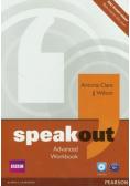 Speakout Advanced Workbook with key z płytą CD