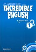 Incredible english teachers book 1