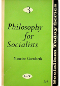 Philosophy for Socialists 3