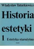 Historia estetyki 1