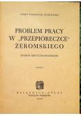 Płomiański Jerzy  Problem pracy w Przepióreczce Żeromskiego 1949 r