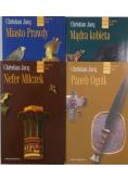 Mądra kobieta / Nefer Milczek / Miasto Prawdy / Paneb Ognik