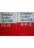 Słownik polsko czeszki tom I i II