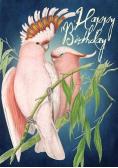 Karnet B6 z kopertą Urodziny Nimfy