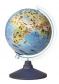 Globus 25 cm ze zwierzętami