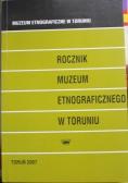 Rocznik muzeum etnograficznego w Toruniu