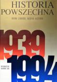 Historia powszechna 1939 1994