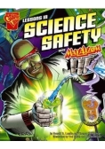 Lessons in science safety with Max Axiom
