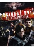 Rresident evil potępienie DVD Nowa