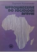 Wprowadzenie do socjologii Afryki