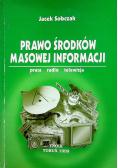 Prawo środków masowej informacji