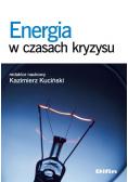 Energia w czasach kryzysu