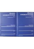 Prawo energetyczne Komentarz Tom I i II