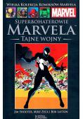 Superbohaterowie Marvela Tajne Wojny