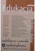 Edukacja Teologia i Dialog Tom 5