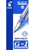 Długopis żelowy PILOT G1 niebieski 12 sztuk
